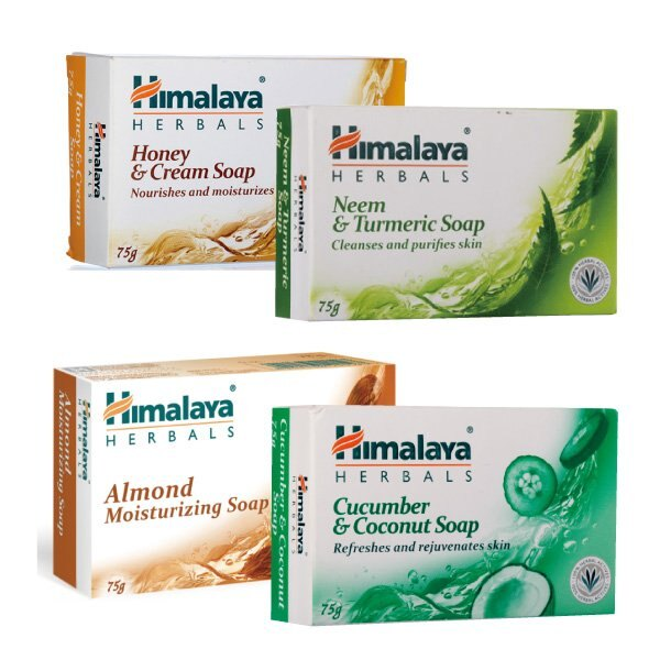 Himalaya喜馬拉雅 保濕香皂125g 多款可選【櫻桃飾品】【23407】