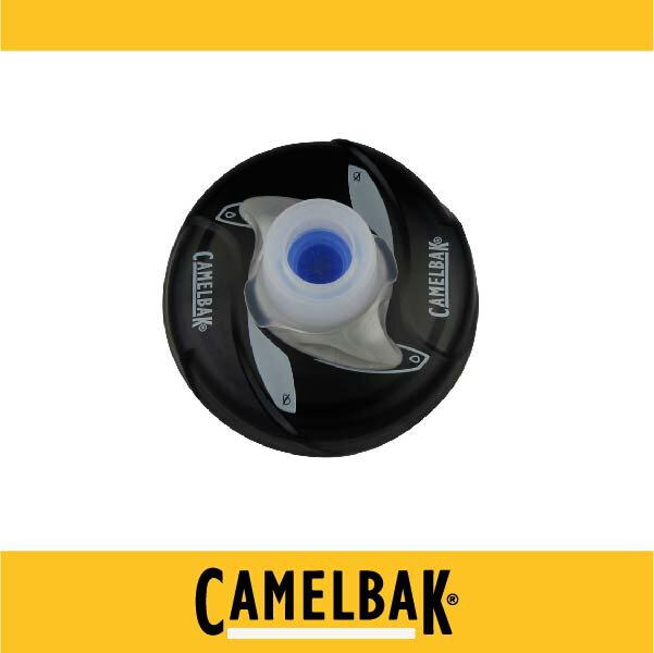 萬特戶外運動-CamelBak CB52326 噴射水瓶替換蓋 適用所有噴射系列水瓶 黑色