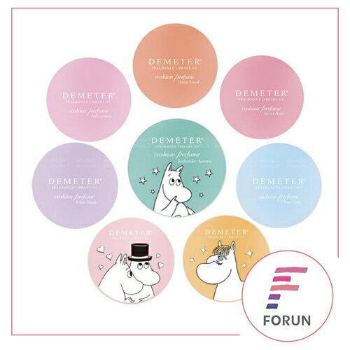 韓國 Demeter 限量 嚕嚕米 氣墊香水 補充包 2.5gX2(兩入組)【FORUN BEAUTY】瘋狂下殺