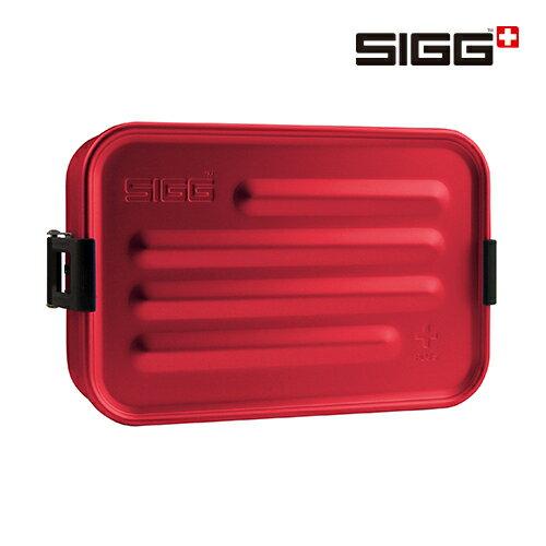SIGG Metal Box Plus S 午餐盒 / 便當盒 紅色-小 0