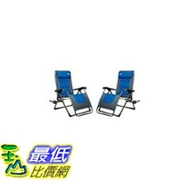 [COSCO代購 如果沒搶到鄭重道歉] Timber Ridge 折疊式躺椅 W990576