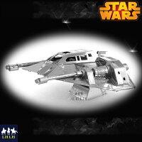 Star Wars 星際大戰 金屬模型 生日禮物 【現貨】 雪地戰機 Snowspeeder