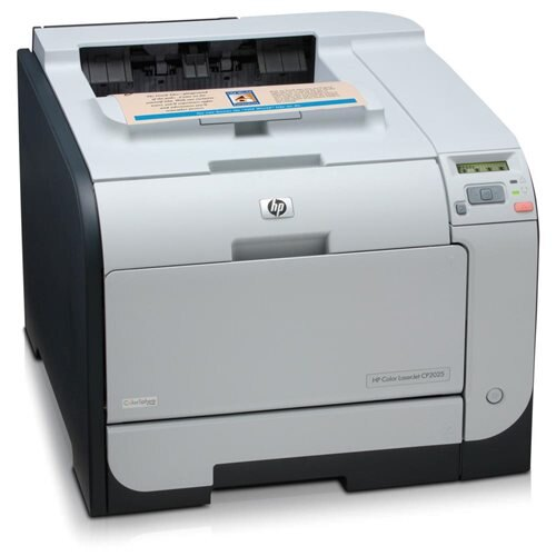 HP Color LaserJet CP2025n Network Workgroup Office Printer (CB494A) 0