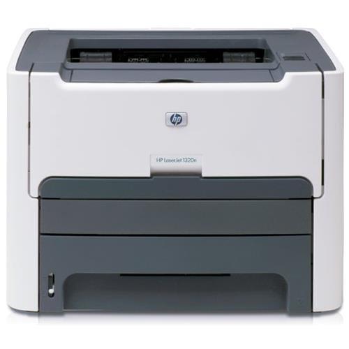HP LaserJet 1320N Monochrome Workgroup Printer (Q5928A) 1