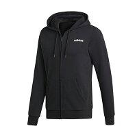 Adidas愛迪達,adidas愛迪達外套推薦到【ADIDAS】愛迪達 E LIN FZ FT 男子 黑 連帽外套 -DQ3103