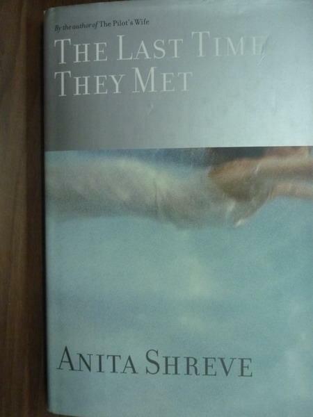 ~書寶 書T2/原文書_QGK~The Last Time They Met_Anita