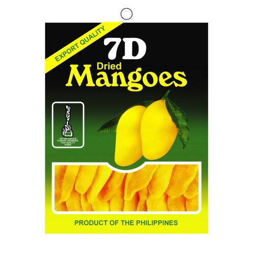 7D菲律賓芒果乾80g【愛買】