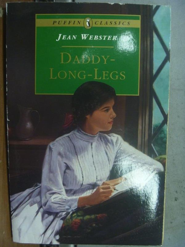 【書寶二手書T3/原文小說_MOV】Daddy-Long-Legs_Jean Webster