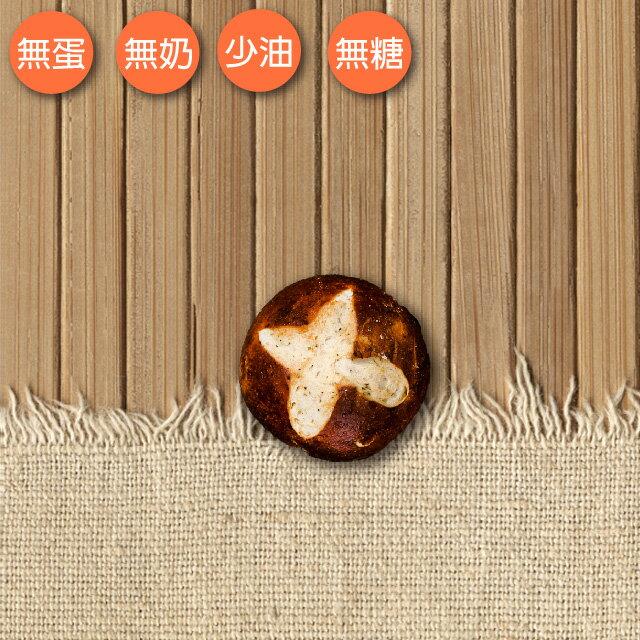 香草鹼水小圓麵包
