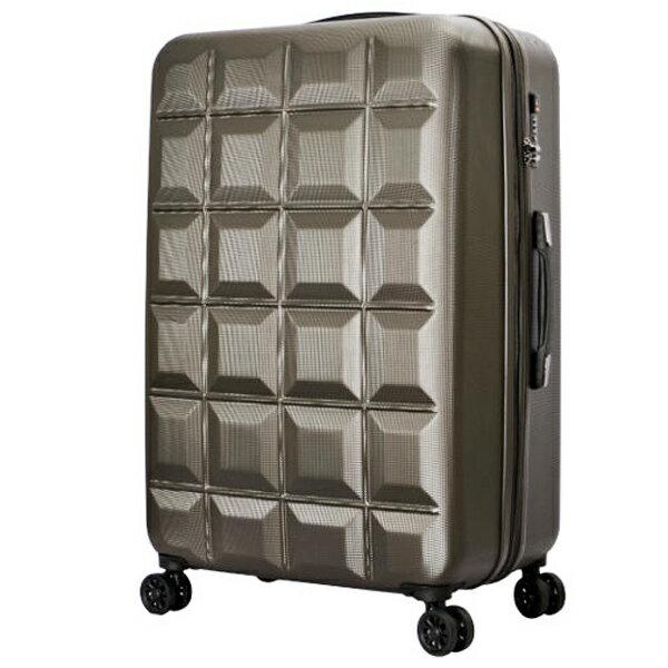 濃情巧克力 24吋 防盜霧面防刮行李箱/旅行箱《咖啡巧克力》