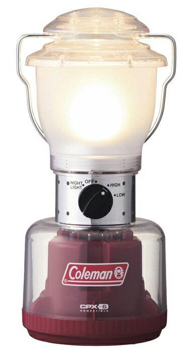 【鄉野情戶外專業】 Coleman |美國| CPX6 LED 倒掛式營燈 (約220流明) /露營燈 露營照明/CM-6986JM000