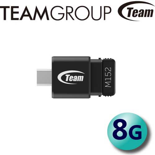 Team 十銓 8GB M152 OTG USB2.0 隨身碟 多功能無線傳輸