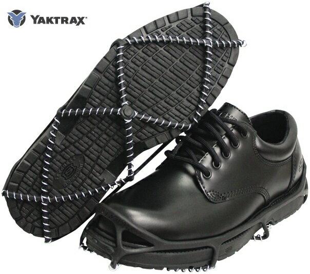 YAKTRAX 攜帶式快捷冰爪 YA1087 旅遊/防滑鞋套/簡易冰爪/滑雪 防滑簡易型冰爪 WALKER