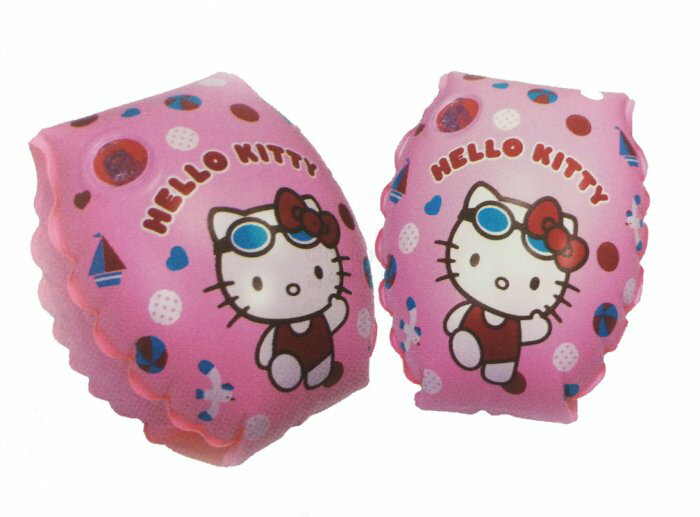 成功 HELLO KITTY 手臂圈A671
