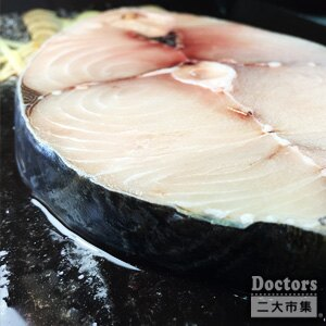 厚切 土魠魚*二大市集【Doctor嚴選-土魠魚厚切】每份約360~440g 0
