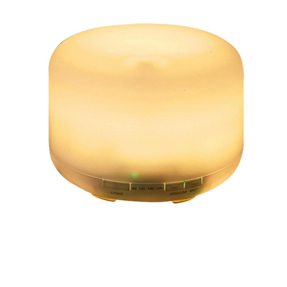 日系薰香空氣加濕器 500ml 香薰機 水氧機 精油薰香機 香芬機 靜音噴霧機 負離子水氧機