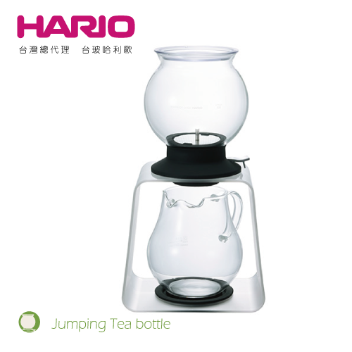 【HARIO】LARGO便利泡茶壺組 / TDR-8006T