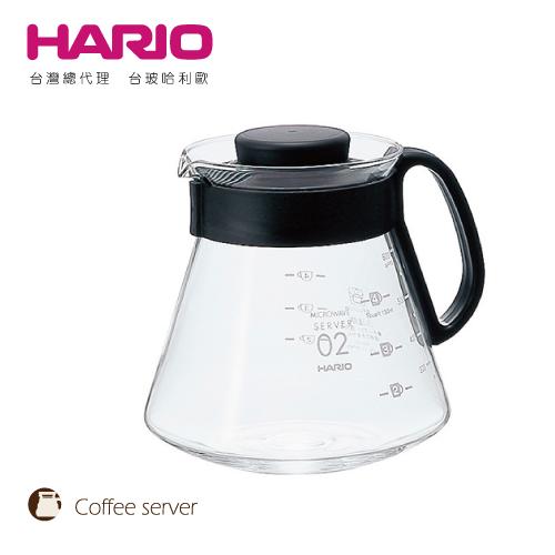 HARIO:【HARIO】V60經典60咖啡壺XVD-60B