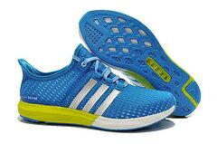 ADIDAS climachill Boot 藍黃 S77241冰風系列 男鞋