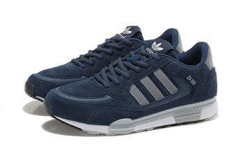 Adidas 愛迪達 ZX850三葉草 李敏鎬 金嘆款 深藍/灰 男鞋