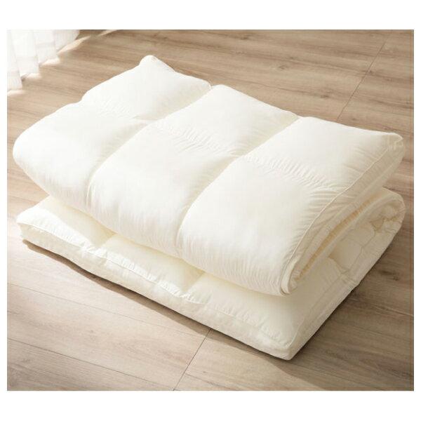 ★日式床墊 睡墊 蓬鬆柔軟 單人 NITORI宜得利家居 1