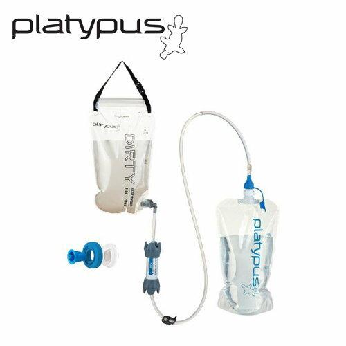 ├登山樂┤美國PlatypusGravityWorks2.0L濾水器組#PLATY-06951