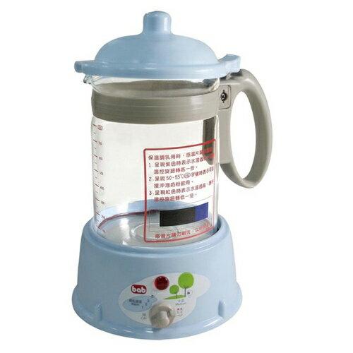 【奇買親子購物網】培寶bab智慧型三段溫控調乳器
