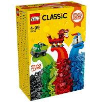 積木玩具推薦到【LEGO 樂高積木】Classic 經典系列-樂高創意盒 LT-10704就在幼吾幼兒童百貨商城推薦積木玩具