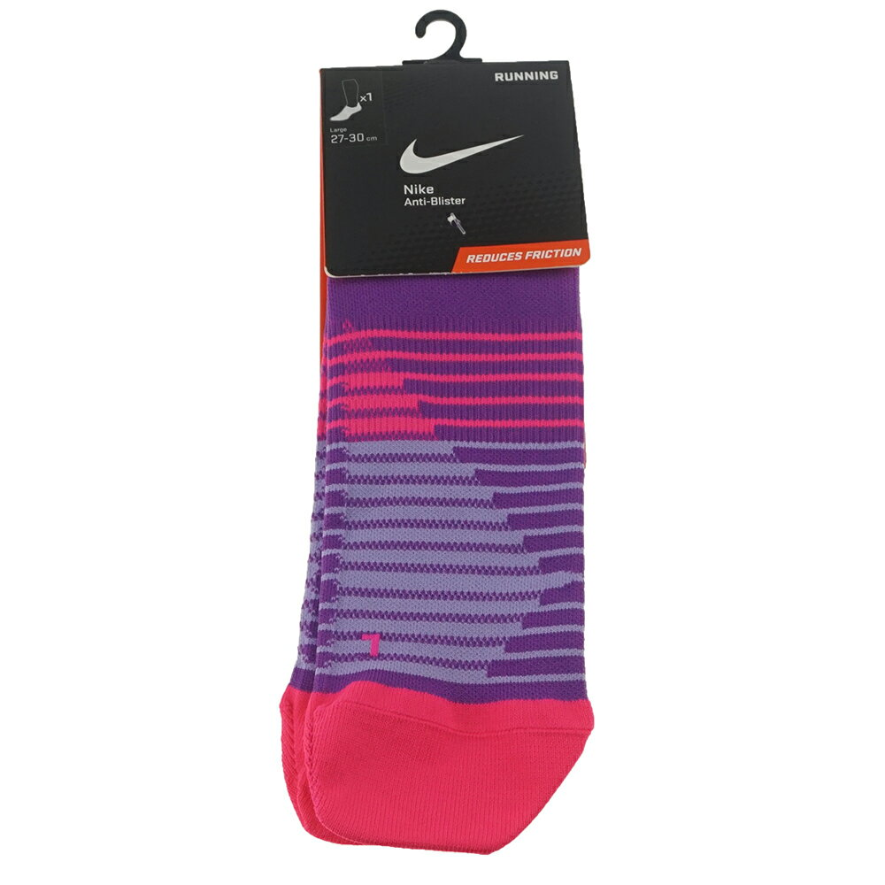 NIKE 耐吉 NIKE RUNNING DRI-FIT LIGHTWEIGHT NO SHOW TAB 休閒運動襪  SX5195556 Big-O Sports