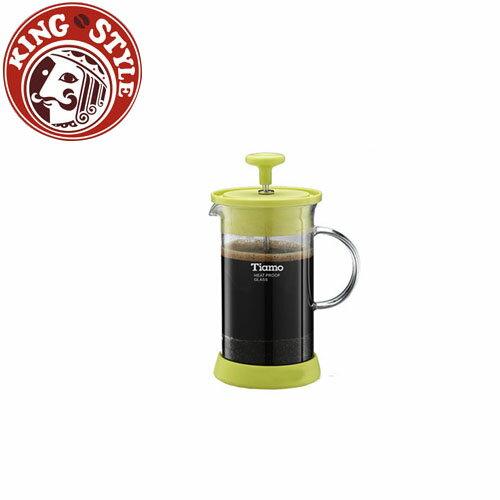 金時代書香咖啡 Tiamo 多功能 FH-121P(400) 濾壓壺400cc