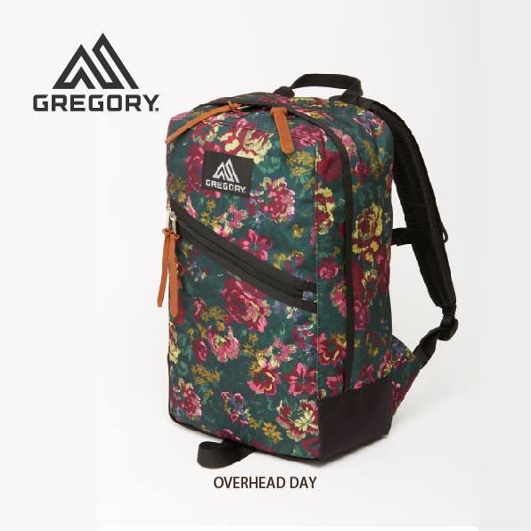 【【蘋果戶外】】GREGORY 73300-0511 花園油彩 OVERHEAD DAY 22L 多功能健行登山背包筆電背包自助旅行後背包潮包
