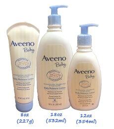 Aveeno Natural 燕麥寶寶每日保濕 乳液