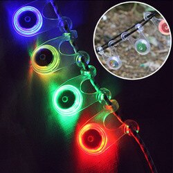【野道家】營繩燈 青蛙燈 買10個+送收納袋