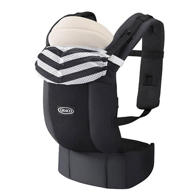 Graco - Roopop Zero 新生兒腰帶型4用途外出揹巾 月城堡
