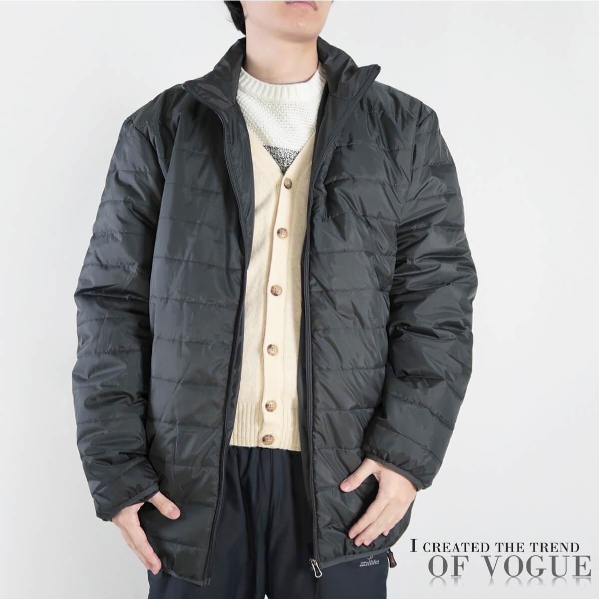加大尺碼超輕量立領舖棉保暖外套 大尺碼夾克外套 大尺碼騎士外套 大尺碼防寒外套 大尺碼擋風外套 大尺碼休閒外套 鋪棉外套 藍色外套 黑色外套 (321-A831-08)深藍色、(321-A831-21)黑色、、(321-A831-22)灰色、(321-A830-22)灰綠色 5L 6L 7L 8L (胸圍:56~62英吋) [實體店面保障] sun-e 6