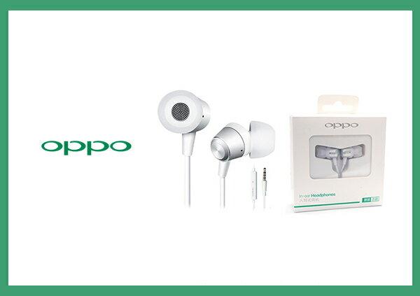 OPPO 原廠 MH130 高品質入耳式耳機 (盒裝)