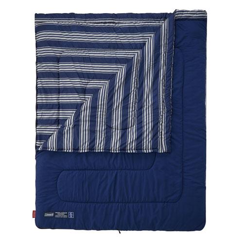 【露營趣】中和ColemanCM-31099冒險家足部刷毛睡袋C5信封型睡袋化纖睡袋纖維睡袋(2016秋冬款)