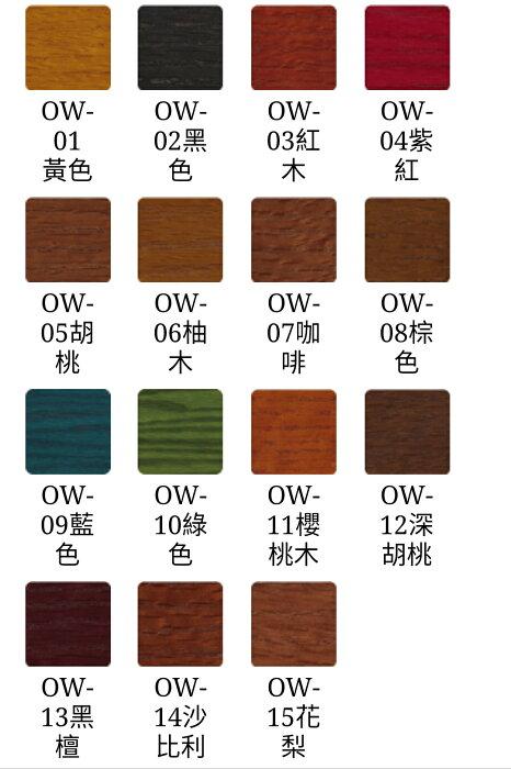 木器染色劑