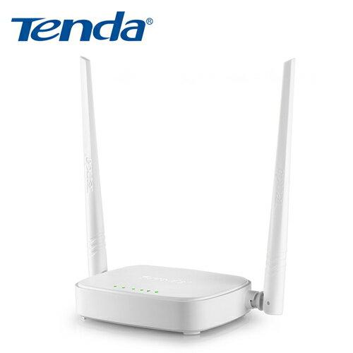 Tenda N301 v3 300M 智能易安裝無線路由器【三井3C】