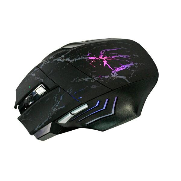 KINYO耐嘉GKM-802電競專用滑鼠電競滑鼠電競鼠遊戲滑鼠遊戲鼠電腦滑鼠【迪特軍】