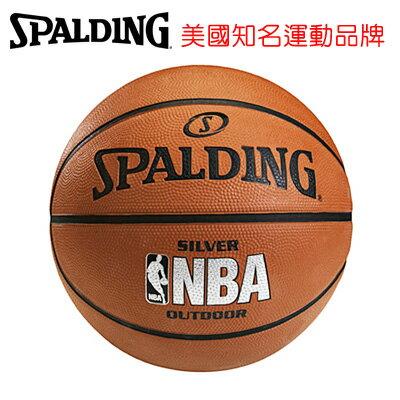 永昌文具【SPALDING】 斯伯丁 女子用球系列 SPA83015 銀色NBA女子用球 籃球 6號 /個