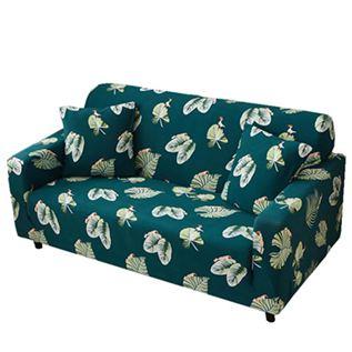 全包萬能彈力沙發套組合三人皮沙發罩全蓋布藝沙發巾簡約現代   LannaS