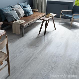 地板革PVC地板貼家用自黏地板貼紙防水耐磨臥室水泥地塑膠地板 LannaS YTL