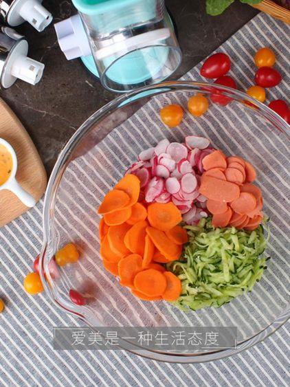 切菜機家用切絲器擦土豆絲切片器刨絲器多功能切菜器廚房神器 潮流前線SUPER 全館特惠9折