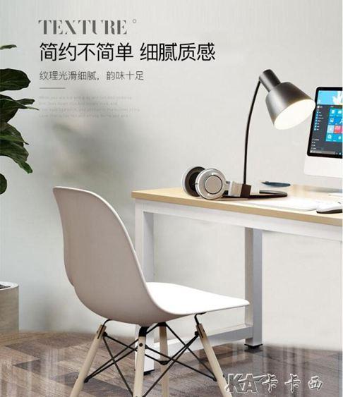 簡易電腦桌臺式家用書桌簡約現代桌子臥室寫字臺 YYJSUPER 全館特惠9折
