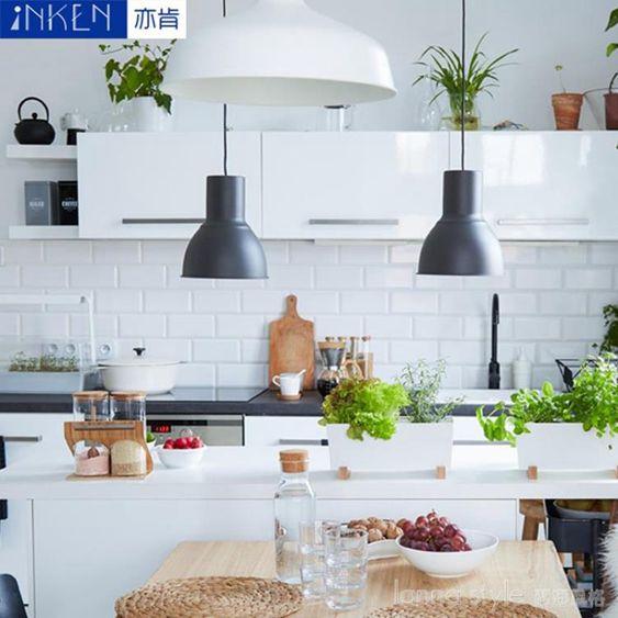 新款衛生間瓷磚面包磚小白磚75*150 廚房陽臺北歐背景牆地板磚 LannaS YTLSUPER 全館特惠9折
