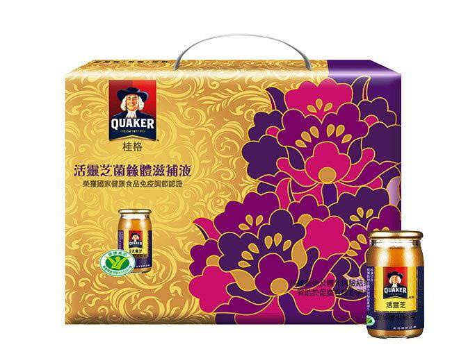 桂格-活靈芝禮盒 (8入)