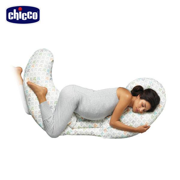 義大利【Chicco】Boppy孕媽咪側睡舒壓枕
