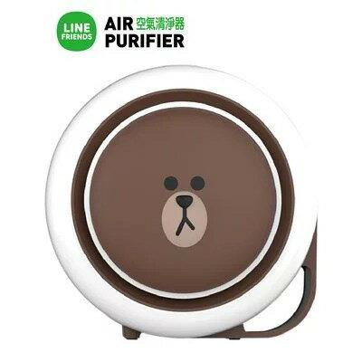 【3月送濾心】LINEFRIENDS 熊大空氣清淨機(小漢堡) HB-R1BF2025L 2