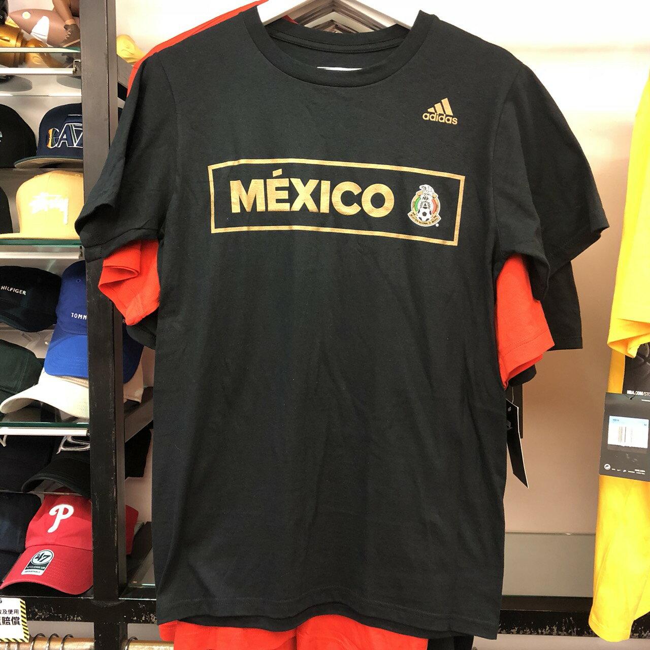 BEETLE ADIDAS MEXICO SELECCION NACIONAL 墨西哥 足球隊 短TEE 3720A S - 限時優惠好康折扣